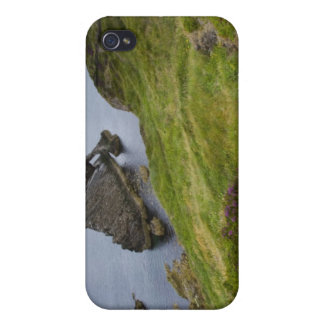 Bow Fiddle Rock, Portknockie, Scotland iPhone 4/4S Cover