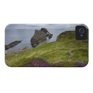 Bow Fiddle Rock, Portknockie, Scotland iPhone 4 Cover