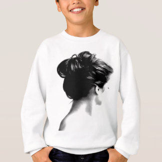Bow Hair Sweatshirt
