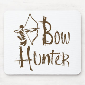 Bow Hunter Mouse Mat
