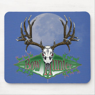 Bow Hunter Mouse Pad