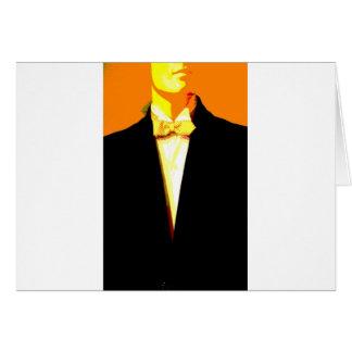 Bow Tie Beau Card