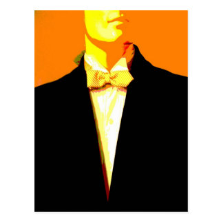 Bow Tie Beau Postcard