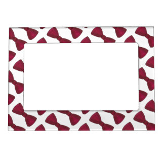 Bow Tie Bowtie Menswear Formal Prom Wedding Frame Magnetic Picture Frames