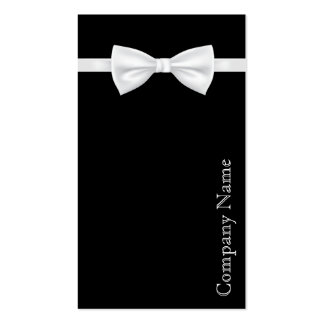 Bow Tie Men s Wear Business Card Business Card Templates
