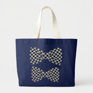 Bow tie tote