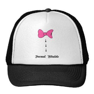 Bow Tie Ukulele Trucker Hats