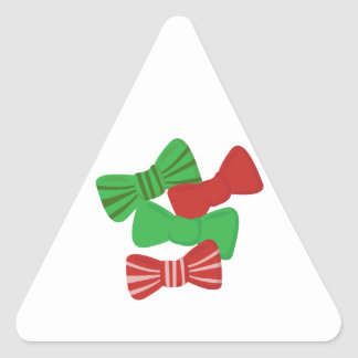 Bow Ties Stickers