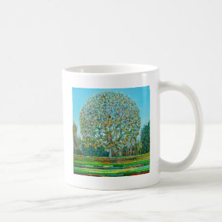 Bow Tree Autumn Coffee Mug