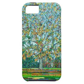 Bow Tree Autumn iPhone 5 Cases