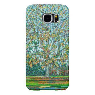Bow Tree Autumn Samsung Galaxy S6 Cases