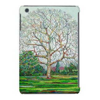 Bow Tree Winter iPad Mini Retina Cover
