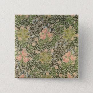Bower' design 15 cm square badge