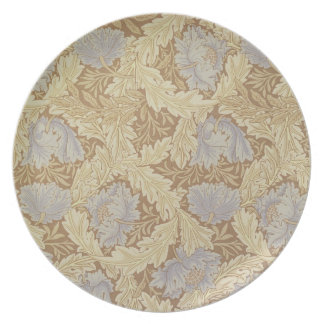 'Bower' wallpaper design Dinner Plates
