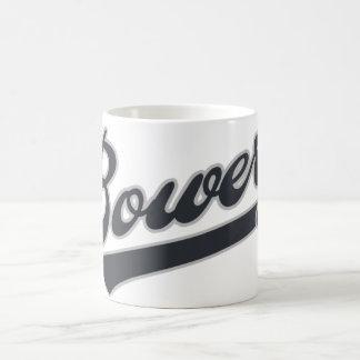 Bowery Basic White Mug