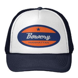 Bowery Cap