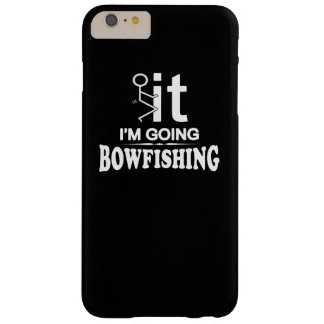 BOWFISHING BARELY THERE iPhone 6 PLUS CASE