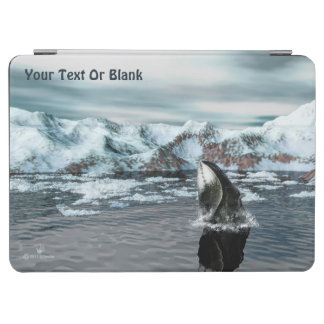 Bowhead Whale iPad Air Cover