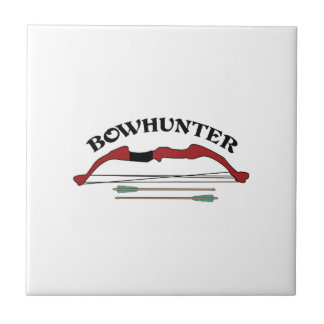 BOWHUNTER SMALL SQUARE TILE