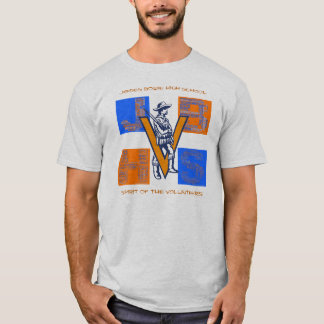 Bowie High School:  Simply the Best T-Shirt