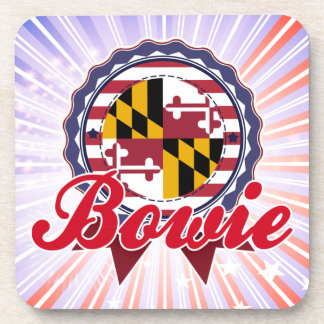 Bowie MD Beverage Coaster
