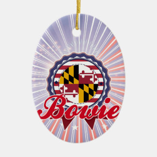 Bowie, MD Christmas Tree Ornaments
