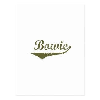 Bowie Revolution tee shirts Postcards