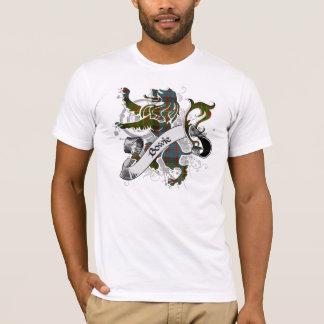 Bowie Tartan Lion T-Shirt