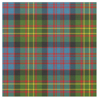 Bowie Tartan Print Fabric