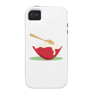 Bowl And Spoon iPhone 4 Case