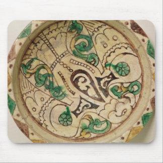 Bowl (earthenware) mouse mat