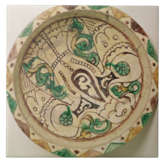 Bowl (earthenware) tile