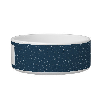 Bowl for ceramics animals Pattern Cross