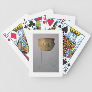 Bowl, from Palestrina Bicycle Playing Cards