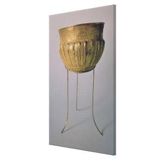 Bowl, from Palestrina Canvas Print