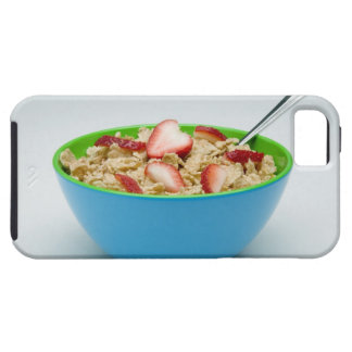 Bowl of cereal iPhone 5 cover