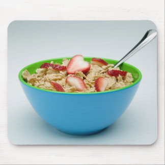 Bowl of cereal mouse mat