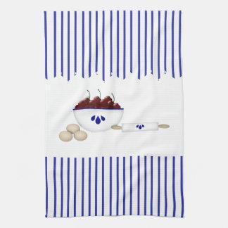 Bowl Of Cherries Kitchen Towel