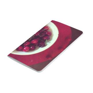 Bowl of Cherries Notebook Journals