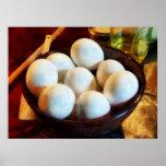 Bowl of Eggs Print