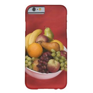Bowl of fresh fruits barely there iPhone 6 case