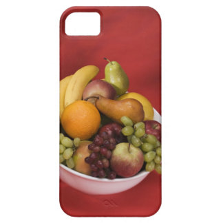 Bowl of fresh fruits iPhone 5 cover