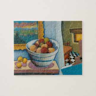 Bowl of Fruit Puzzle