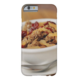 Bowl of granola barely there iPhone 6 case