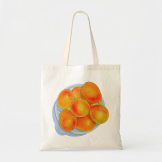 Bowl of Mangoes Tote Bag