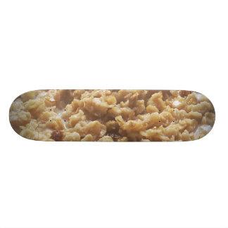 Bowl of Oatmeal Skate Board Deck