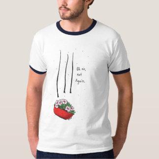 Bowl of Petunias T-Shirt