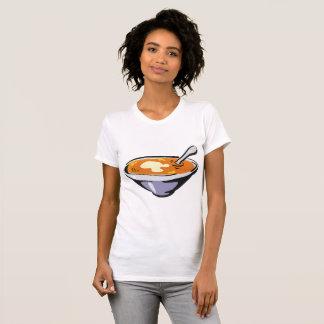 Bowl Of Soup Womens T-Shirt