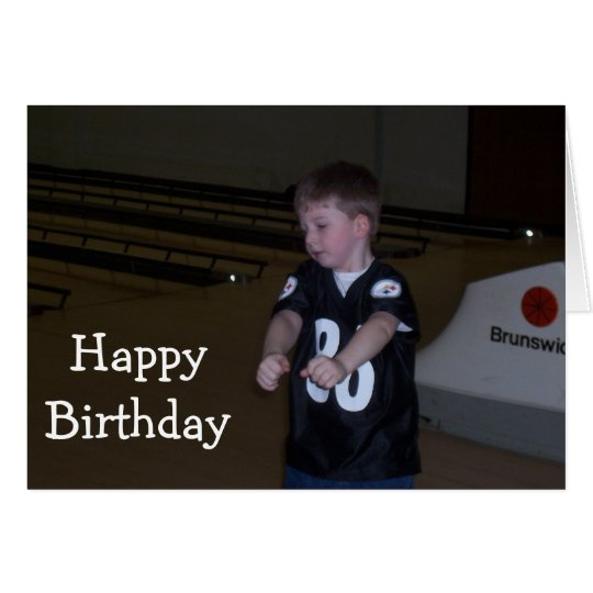 BOWL THEM OVER ON YOUR BIRTHDAY YOUNG MAN
