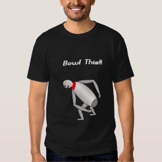 Bowl This! Tee Shirt